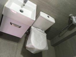 祐福樓海景電梯洋樓 - 廁所