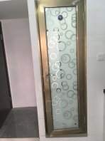 祐福樓海景電梯洋樓 - 廁門