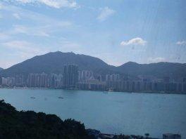 麗港城3房高層東南海景