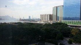 麗港城4期3房園景