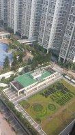 麗港城3房4期東南園景