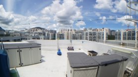 麗港城4期灣畔居2房連天台